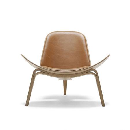Petit fauteuil CH07