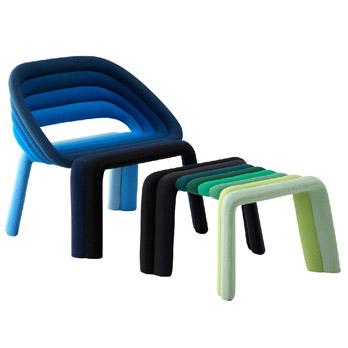 Petit fauteuil Nuance
