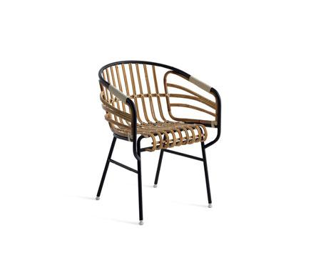 Petit fauteuil Raphia