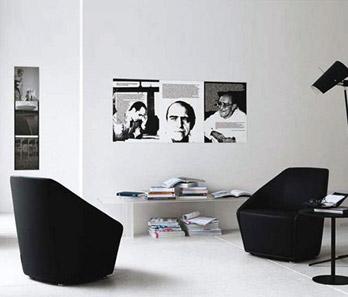 Kleiner Sessel Misura