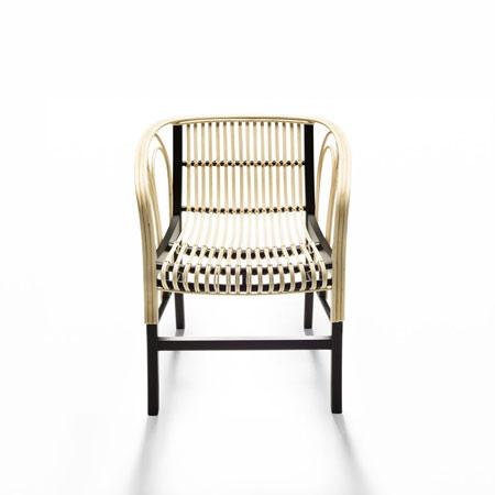 Petit fauteuil Uragano