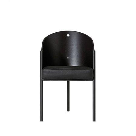 Petit fauteuil Costes