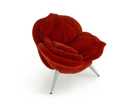 Kleiner Sessel Rose Chair