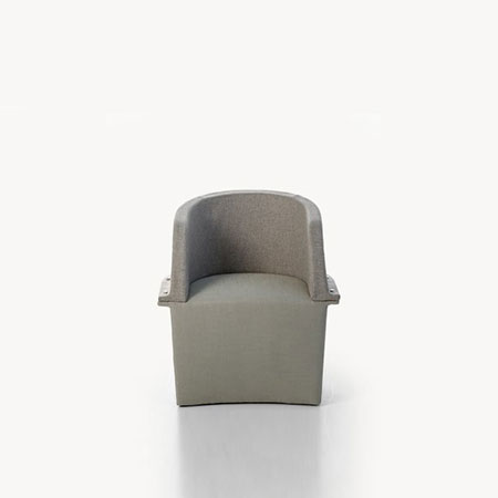 Small Armchair  Assembly