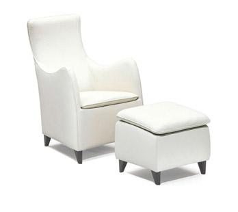 Petit fauteuil Senta