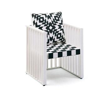 Petit fauteuil Purkersdorf