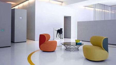 Kleiner Sessel Bao