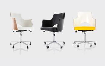 Petit fauteuil Cortina