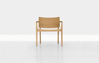 Kleiner Sessel Finn Lounge