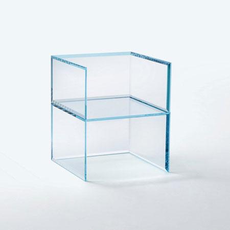 Kleiner Sessel Prism