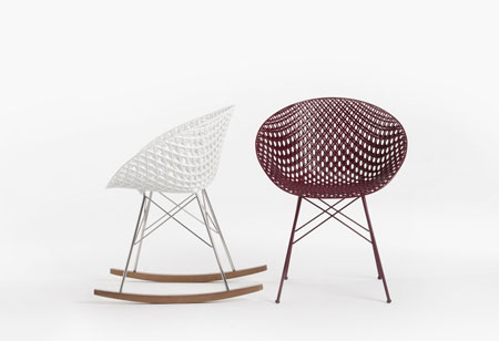 Kleiner Sessel Matrix Chair