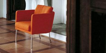 Petit fauteuil Cafè Soft