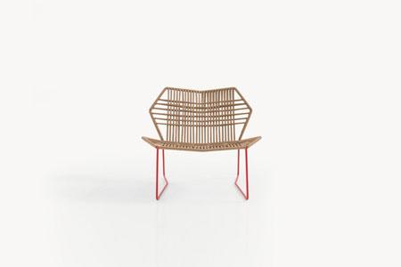 Kleiner Sessel Tropicalia