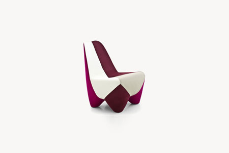 Kleiner Sessel Binta