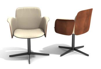 Kleiner Sessel Electa