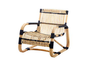 Kleiner Sessel Curve
