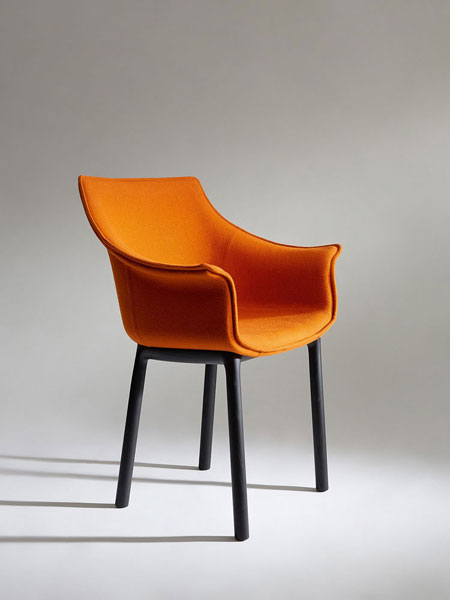 Poltroncina Draped Chair