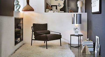 Kleiner Sessel Ozio