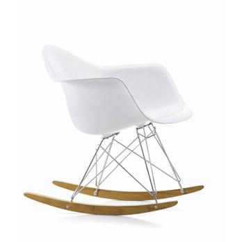 Petit fauteuil Eames Plastic RAR