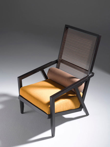 Kleiner Sessel Astoria HB