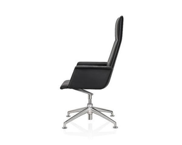 Bürostuhl design rollen  Small Office Armchairs: Armchair Finasoft 6732/AG by Brunner
