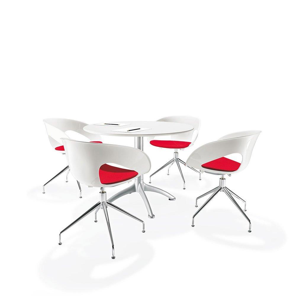 Catalogue petit fauteuil krizia kastel designbest for Petit fauteuil de bureau