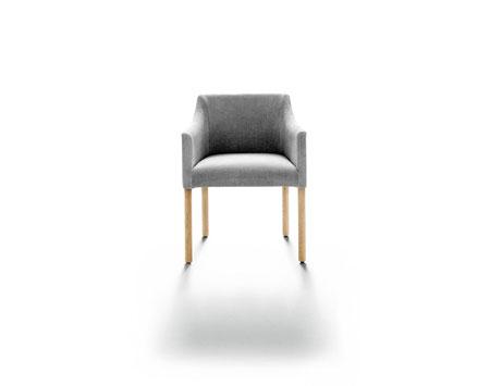 Petit fauteuil Pollack