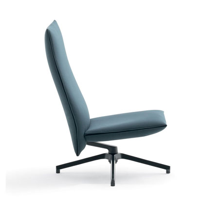 Small Armchair Pilot Chair