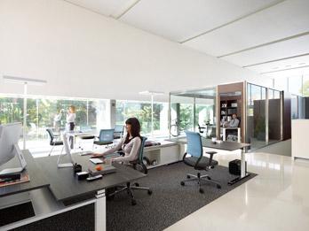 Bürosessel Netwin