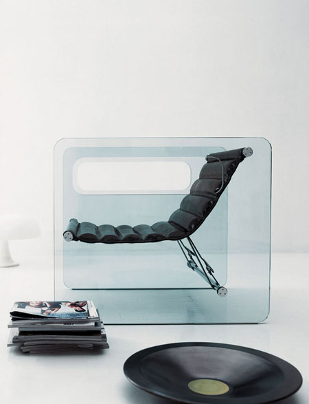 Fauteuil Naked