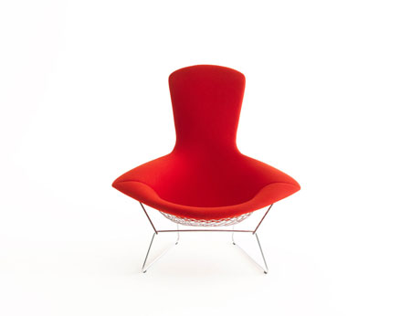 Armchair Bertoia Bird