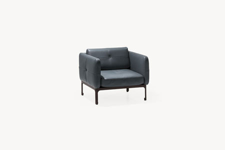 Armchair Modernista by Moroso