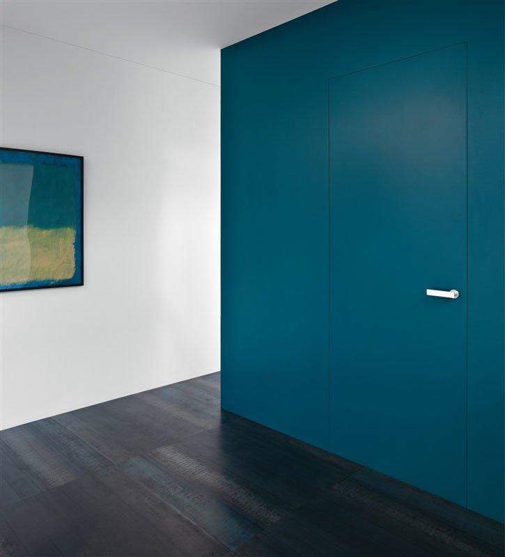 Hinged Doors: Door Rasomuro 55S by Lualdi Porte