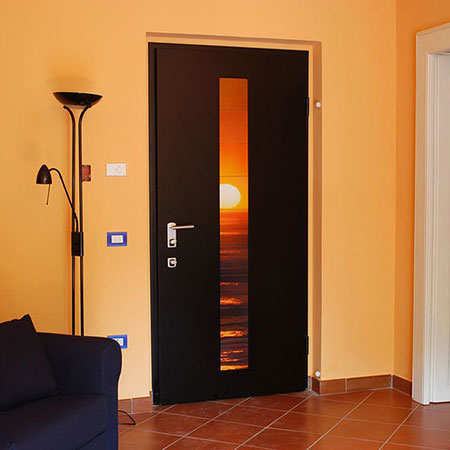 Armoured Door 883 - Ceramix