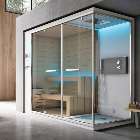 Hammam + sauna Ethos