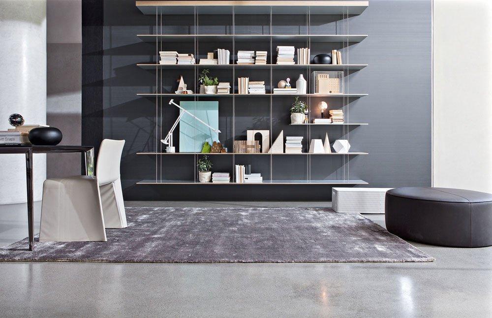 molteni c regale und b cherschr nke regal graduate designbest. Black Bedroom Furniture Sets. Home Design Ideas
