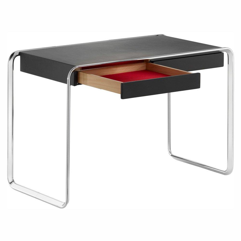Tecta schreibtische und arbeitstische schreibtisch k2 d for Schreibtisch rot lack