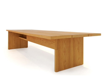 Bureau Twin table