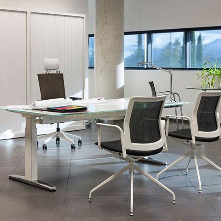 Schreibtisch Mobility