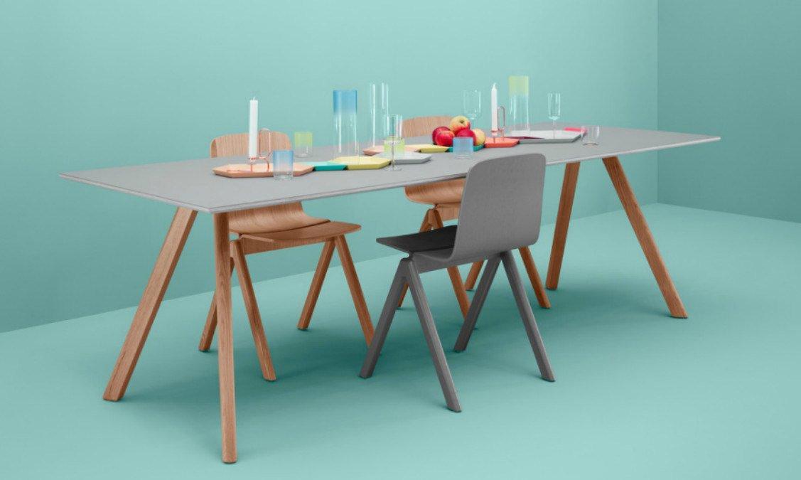 hay st hle stuhl copenhague designbest. Black Bedroom Furniture Sets. Home Design Ideas