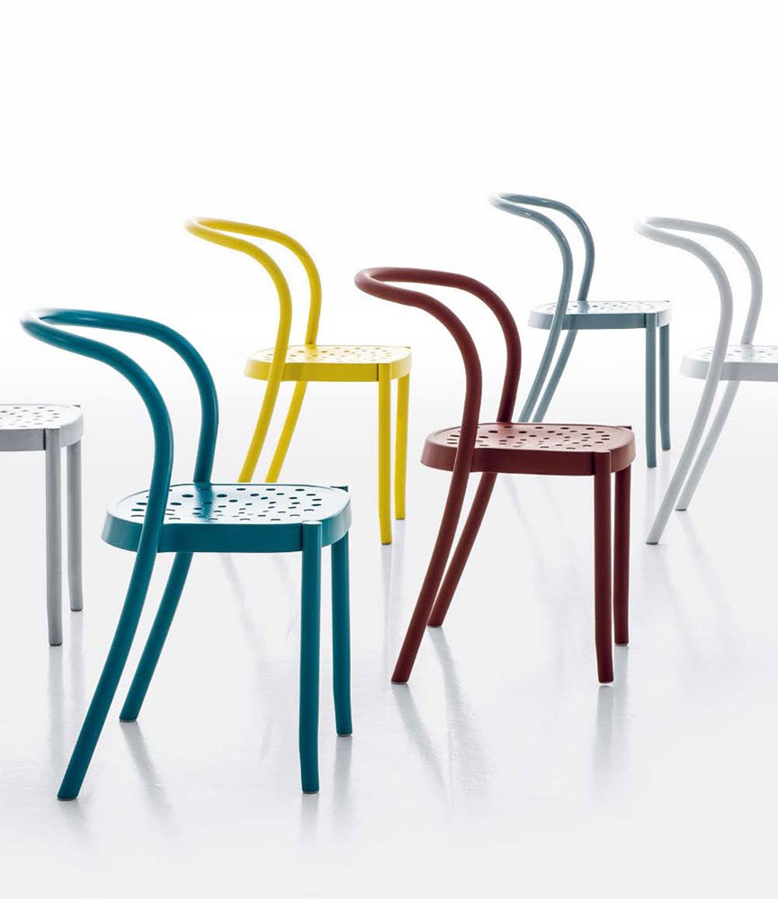 Chairs chair st mark by moroso for Sedie design north america
