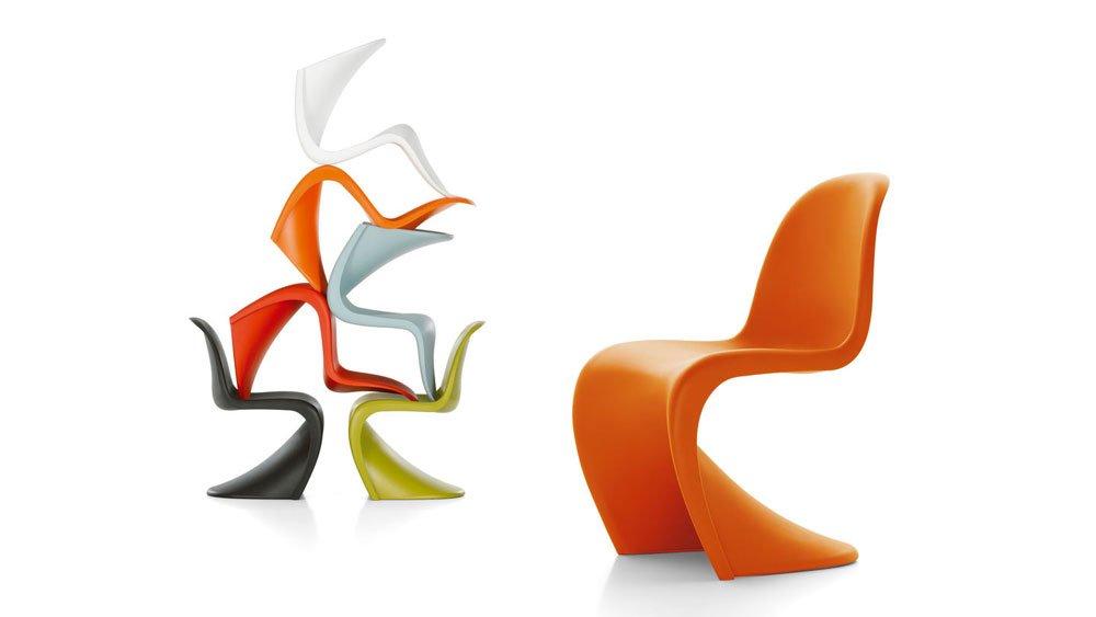 Vitra st hle stuhl panton designbest for Design stuhl panton