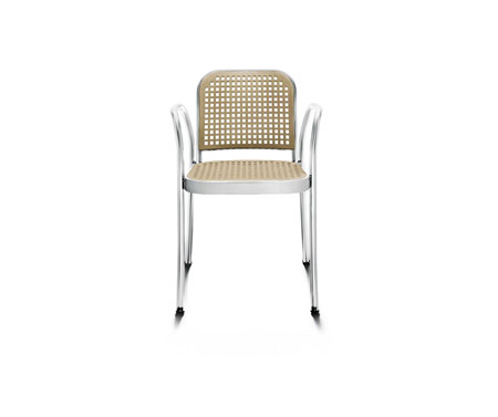 Chaise Silver