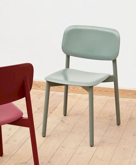 Chair Soft Edge 12