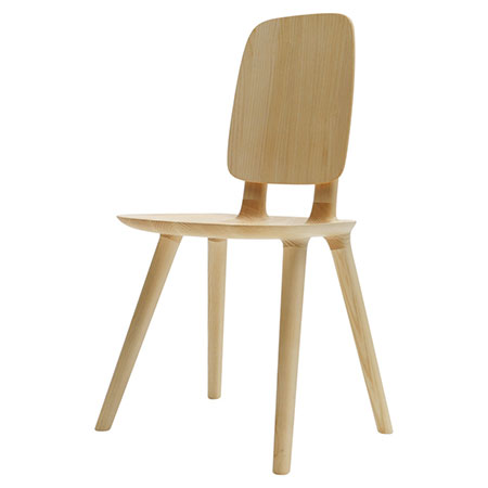 Stuhl Tabù Backrest Wood