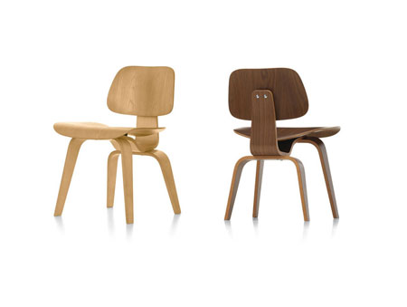 Chair Plywood DCW