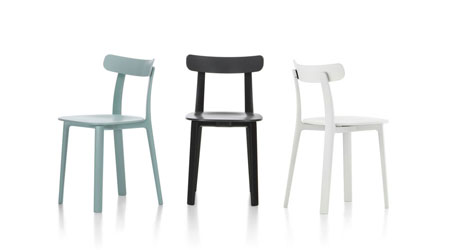 Sedia All Plastic Chair