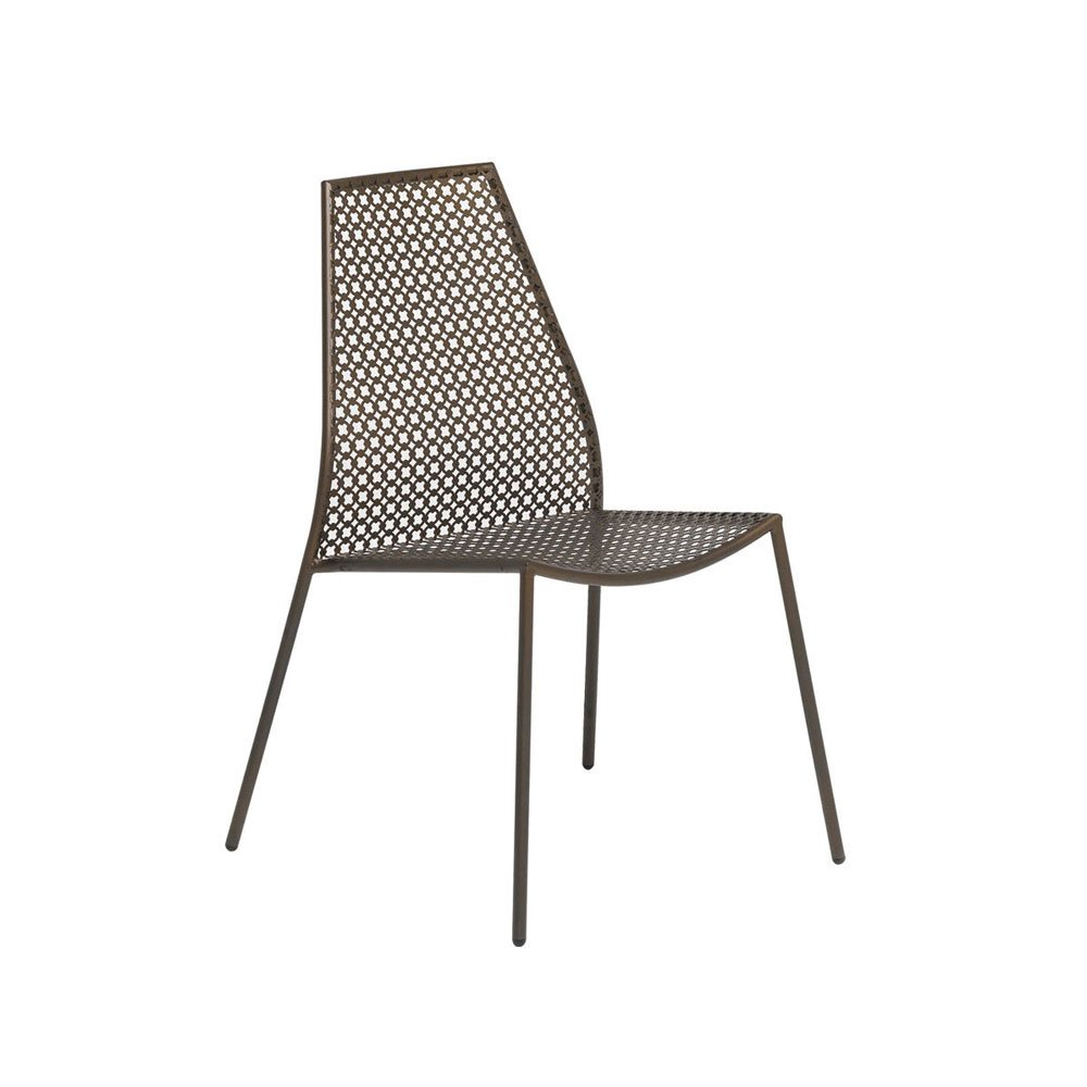 Outdoor chairs chair vera by emu for Sedie design north america