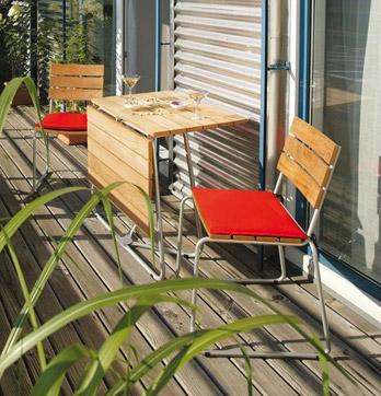 Stuhl Balcony