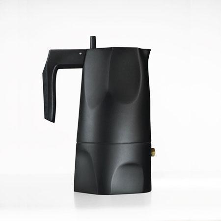 Caffettiera Ossidiana